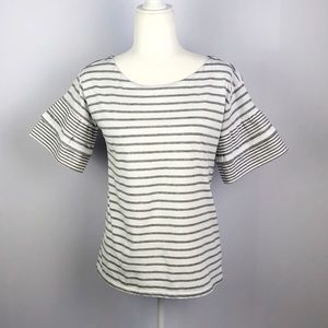 Romeo + Juliet Couture | NWT Striped Bell Sleeve